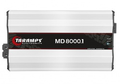 Módulo Amplificador Digital Taramps MD 8000 2 Ohms