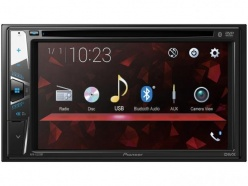 Central Multimídia Pioneer 2 Din AVH-G228BT 6.2 Bluetooth