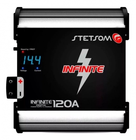 Fonte Automotiva Stetsom Infinite 120A