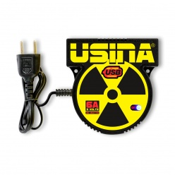 Carregador Celular USB Usina 6A