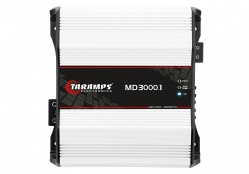 Módulo Amplificador Digital Taramps MD 3000.1 2 OHMS