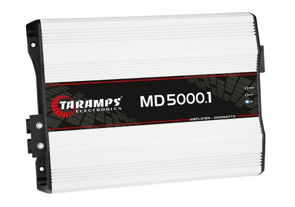 Módulo Amplificador Digital Taramps MD 5000.1 1 OHM - foto 2