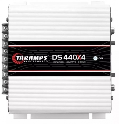 Módulo Amplificador Automotivo Taramps DS 440x4 Class D 4ch 2 Ohms