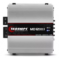 Módulo Amplificador Taramps MD1200.1 1200W RMS 1 Ohm 1 Canal Classe D