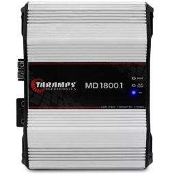 Módulo Amplificador Taramps Md1800.1 1800w Rms 1 Canal - Classe D - 1 ohm