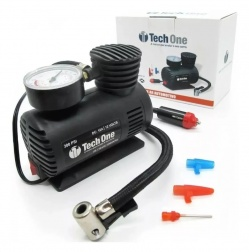 Mini Compressor de Ar 12v Automotivo Tech One