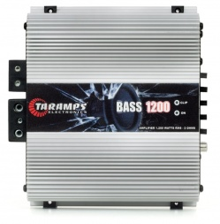 Modulo Amplificador Automotivo Taramps Bass 1200 1 Ohm 1200w