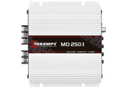 Módulo Amplificador Digital Taramps MD 250.1  4 OHMS