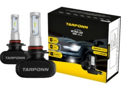 Kit Lâmpada Ultra Led 9006 Hb4 40w Tarponn