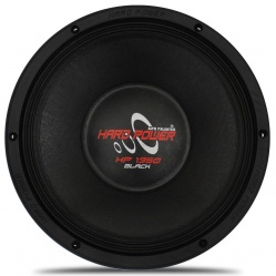 Alto Falante Woofer Hard Power Black 12 Polegadas 1350W RMS 8 Ohms