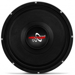 Alto Falante Woofer Hard Power Black 15 Polegadas 1450W RMS 4 Ohms